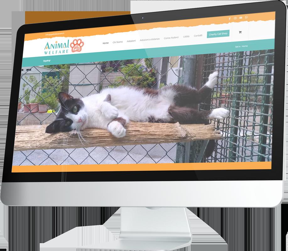 I gatti del Verano e-commerce