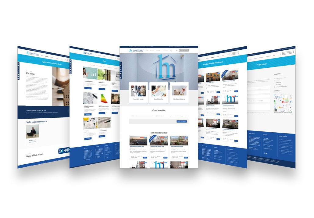 Maxi Home - Agenzia immobiliare Roma